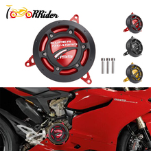 for DUCATI 1199  2013 2014 2015 Left & Right CNC Motorcycle Engine Stator Cover Guard Protection Side Shield Protector