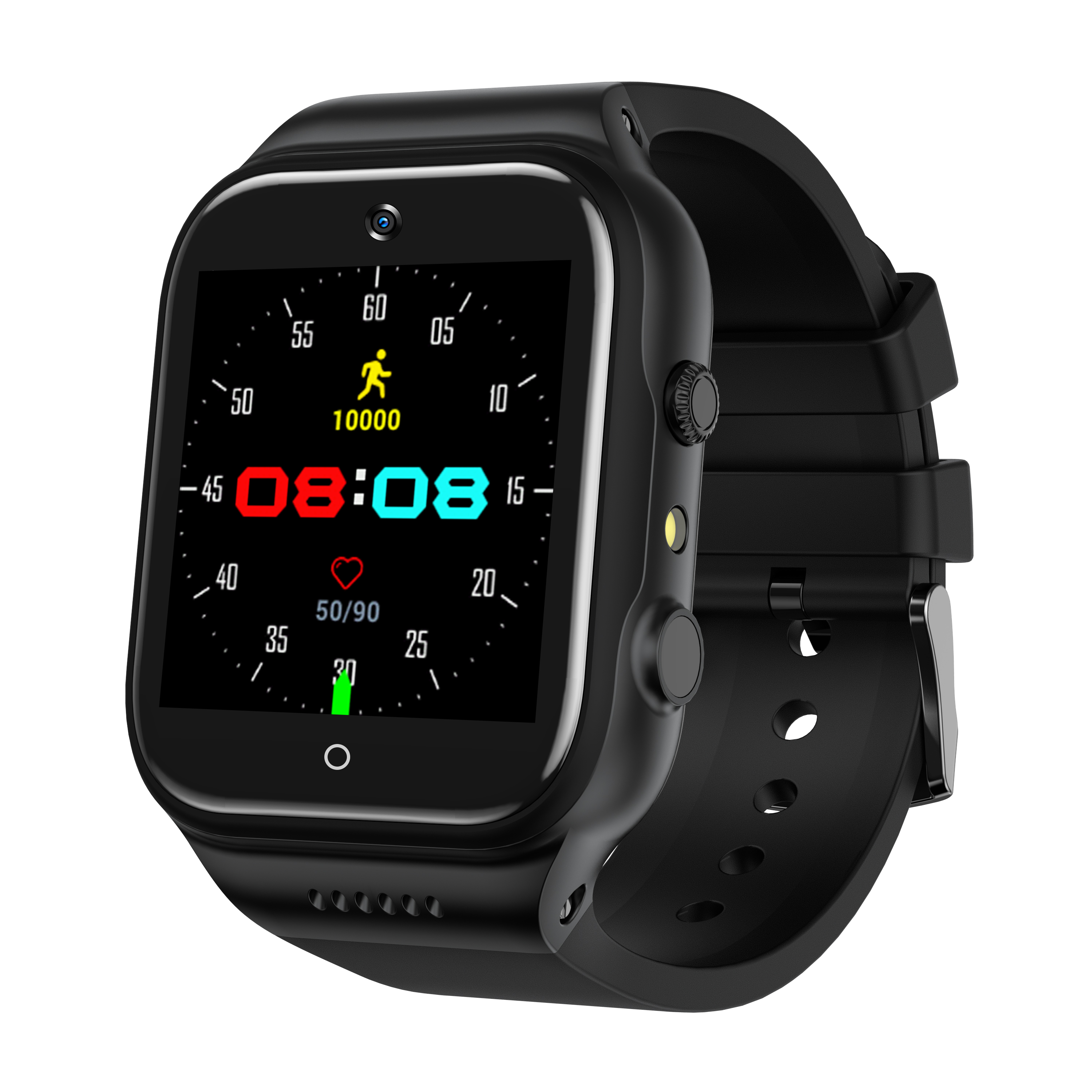 X89 Smart Watch 4G WIFI GPS with Camera Bluetooth 4.2 support whatsapp email Heart Tracker for men - ANKUX Tech Co., Ltd