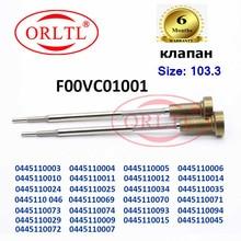 ORLTL FooV C01 001 F00VC01001 Diesel Điều Khiển Kim Phun Van Assy FOOVC01001For 0445110011 0445110012 0445110014