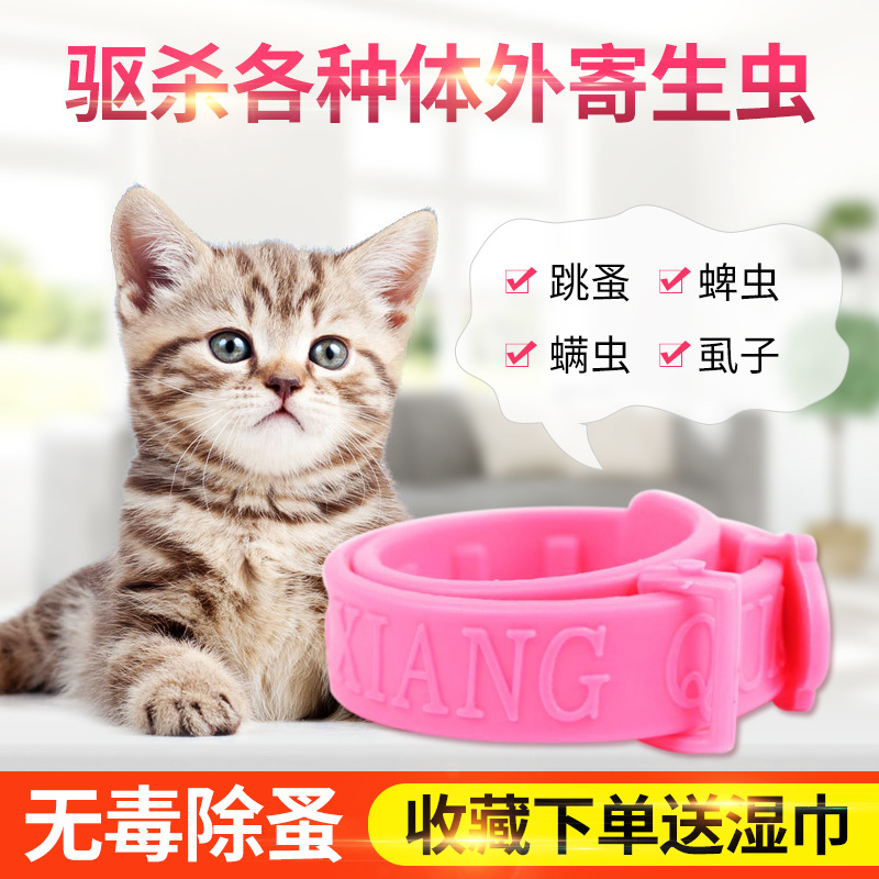 Cat Except Flea Preventing Ring Neck Ring Insecticide Supplies Pet Dog Cat In Vitro Supplies Neck Universal To Anti-Lice Supplie
