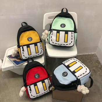 moon wood high quality canvas printed heart yellow backpack korean style students travel bag girls school bag laptop backpack School Backpack for Girls Laptop Backpack Women Backpack Style School Bag Ladies Shoulder Bag Travel Bag Mochila