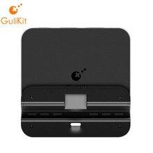 Gulikit ns05 doca portátil para interruptor docking station com USB C pd suporte de carregamento adaptador usb 3.0 porto