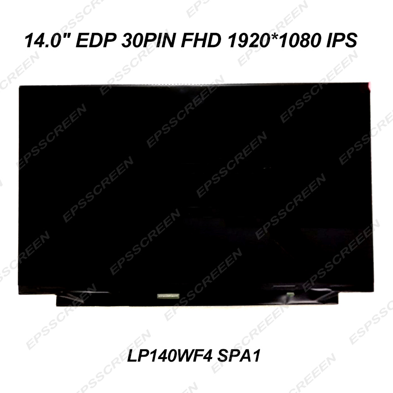 """Lenovo FRU 00NY673 LED LCD Screen 14/"""" FHD 1080p Replacement Display New"""