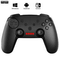 WUIYBN New Wireless Switch Controller Bluetooth NS Gamepad Joystick For Nintendo Switch lite Game Machine/PC/Android/Steam