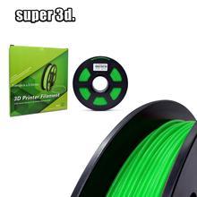 3D Printer 1.75mm PLA Filament Printing Materials Plastic For 3D Printer Extruder Pen  Accessories  Red White filamento pla
