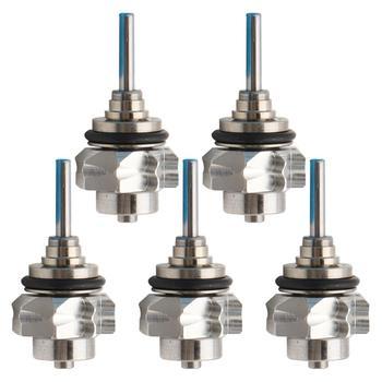 5 uds cartucho de Rotor para pieza de mano Dental de alta velocidad turbina de aire Torque TU Pana Max Spray único