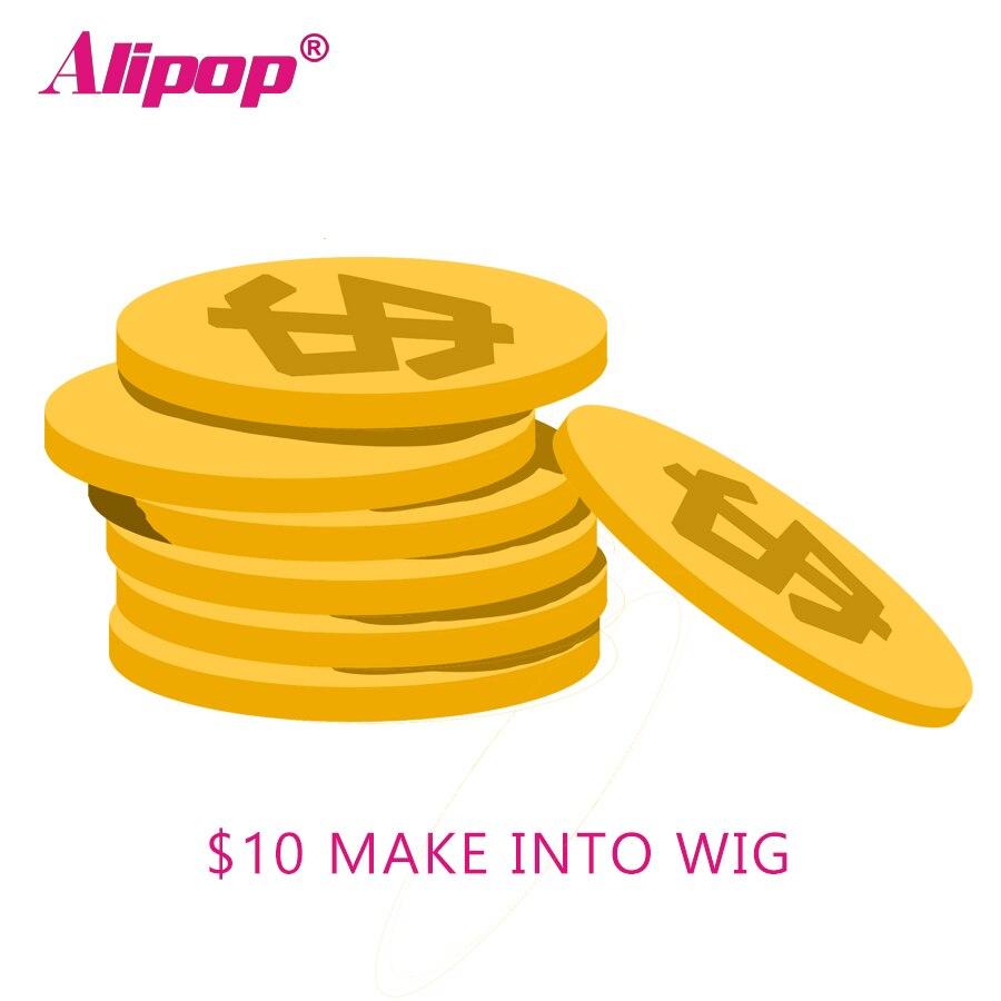 $10 MAKE INTO WIG
