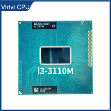 Intel Core i3 3110M i3 3110M SR0N1 SR0T4 2.4 GHz Dual Core Quad Thread CPU Processor 3M 35W Socket G2 / rPGA988B