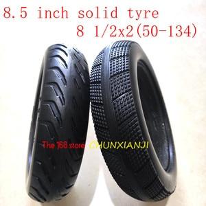 Размер 8,5 дюймов 8 1/2X2 (50-134) твердые шины 8 1/2*2 Tubeles шины для детской коляски тачки электрический скутер шины