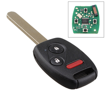 313.8Mhz 3 Buttons Replacement Remote Car Key Fob  Transmitter Clicker Alarm N5F-S0084A for Honda