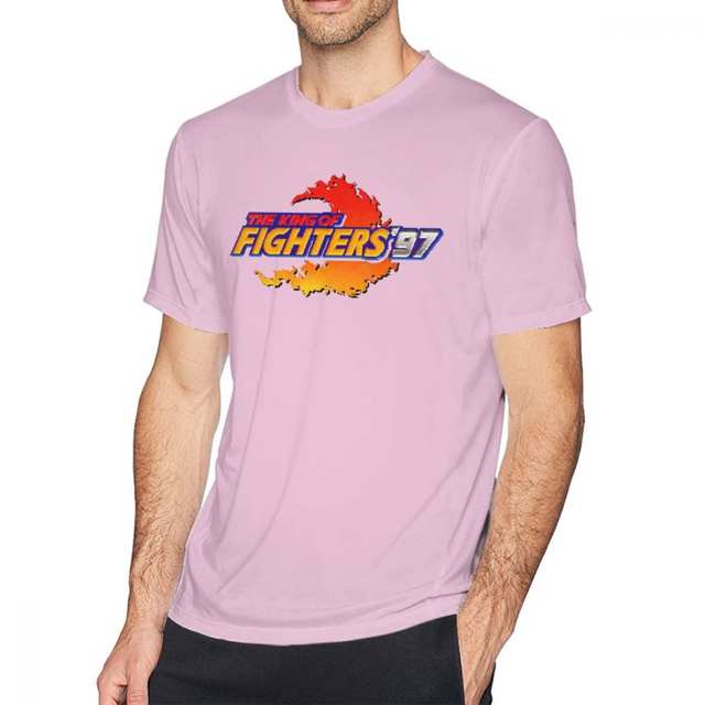 The King Of Fighter T Shirt The King Of Fighters 97 Neo Geo Title