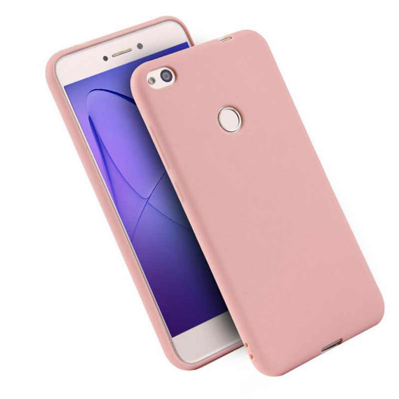 โทรศัพท์กรณีซิลิโคนนุ่ม TPU ฝาครอบสำหรับ Huawei P8 Mate 10 20 lite 2017 P9 P10 P20 Lite Pro nova 3 3i Honor 6A 6X Honor 8 9