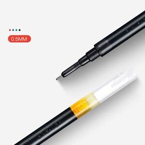 Image 2 - 12Pcs טייס BXS V5RT(VR5) ג ל דיו עט מילוי עבור Hi Techpoint BXRT V5/GR5 נוזל 0.5mm Rollerball שחור/כחול/אדום צבע