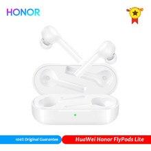 HuaWei-auriculares intrauditivos Honor FlyPods Lite, cascos con Bluetooth, asistente de voz, TWS, para Android e iOS, novedad de 100%