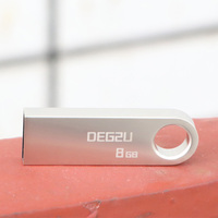 10pcs lot/bulk USB Flash Drive 8GB 16GB 32GB 64G Metal USB2.0 Memory Stick Custom Logo Keychain 128GB Pendrive cle usb stick