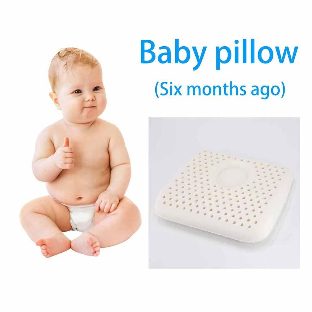 OUTAD bebek şekillendirme yastık önlemek düz kafa bebekler nokta yatak yastıklar yenidoğan çocuk kız odası dekorasyon aksesuarları 0-6 ay
