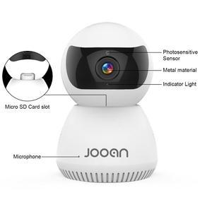 Image 2 - Jooan ipカメラ1080pワイヤレスホームセキュリティipカメラ監視カメラのwifi cctvカメラベビーモニター