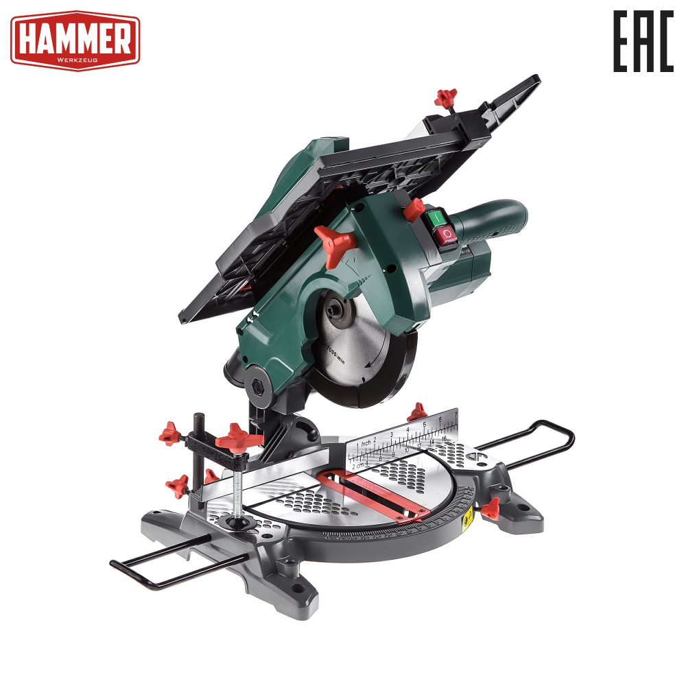 Miter Saw HAMMER STL1200/210C