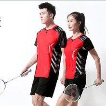 2020 Badminton Shirt men/Women ,Tennis Shirts, Table Tennis