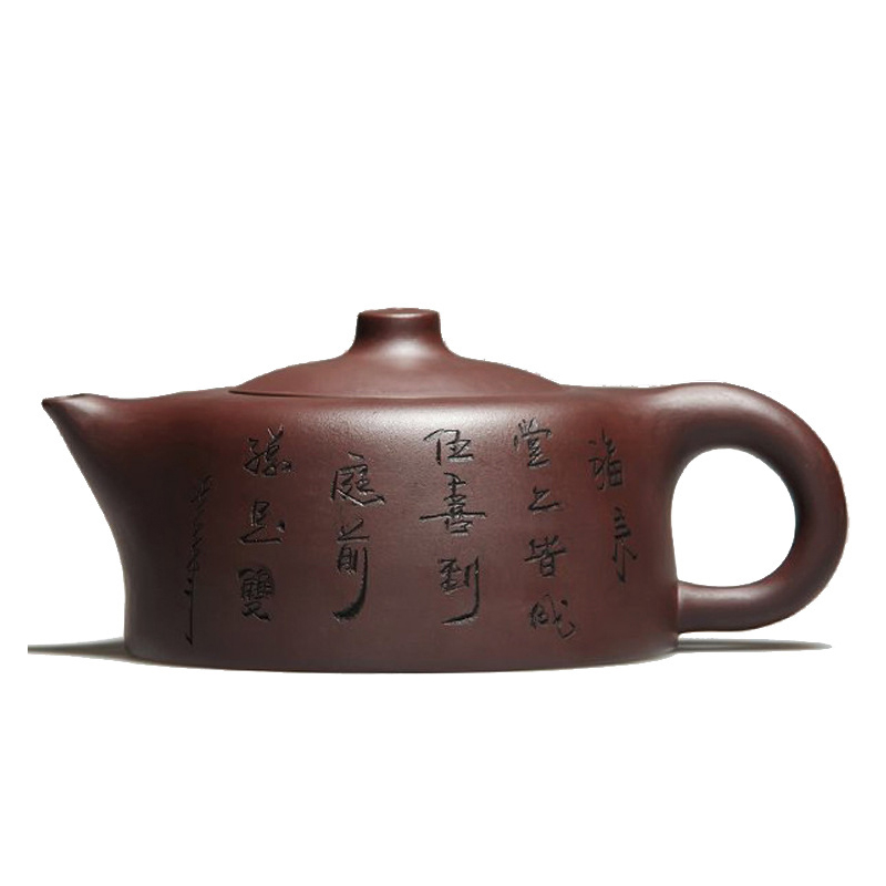 Pot Yixing Genuine Kung Fu Teapot Tea Original Mine Purple Famous Hand Tea Set 300ml|set tea|set 3set pots - title=