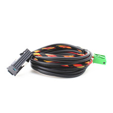 цена на HONGGE 9W2 9W7 Bluetooth Plug Wiring Harness Cable For  Passat B6 Golf MK5 6  Polo RCD510 RNS510 1K8 035 730D