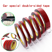 Car Special Double sided Tape  VHB Black Strong Permanent Auto Spezial doppelseitiges Klebeband 5/6/7/8/9/10/12/15/18/20MM