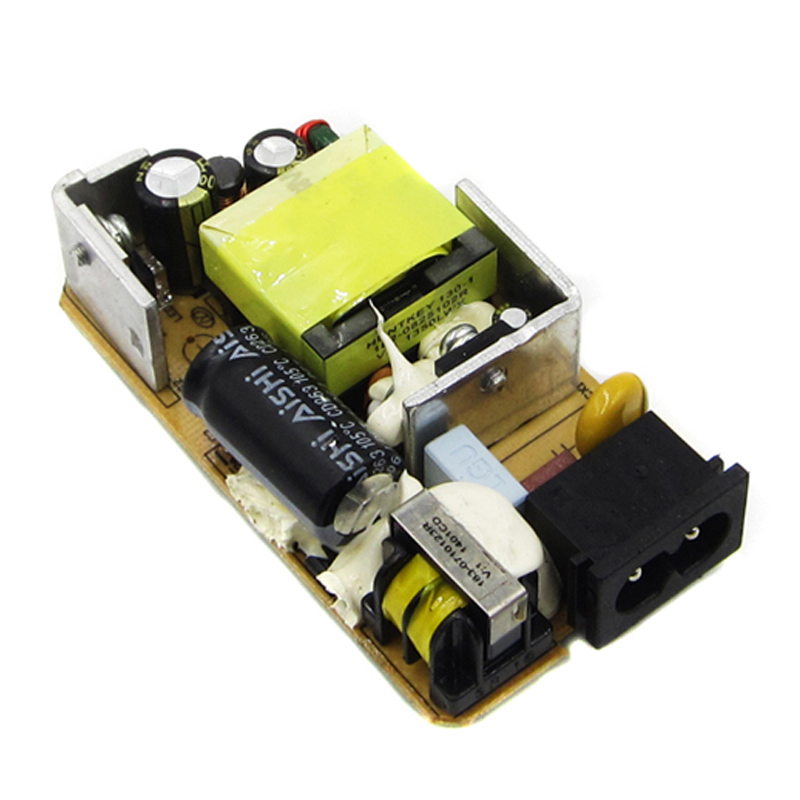 AC-DC <font><b>12V</b></font> 3A Switching Power Supply <font><b>Circuit</b></font> <font><b>Board</b></font> DC Voltage Regulator Module For Monitor <font><b>LED</b></font> Lights 3000MA 9.4*4.2*2.4cm image