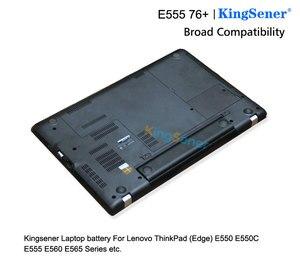 Image 4 - KingSener Laptop Batterie Für Lenovo ThinkPad E555 E550 E550C E560 E565C 45N1759 45N1758 45N1760 45N1761 45N1762 45N17 48WH