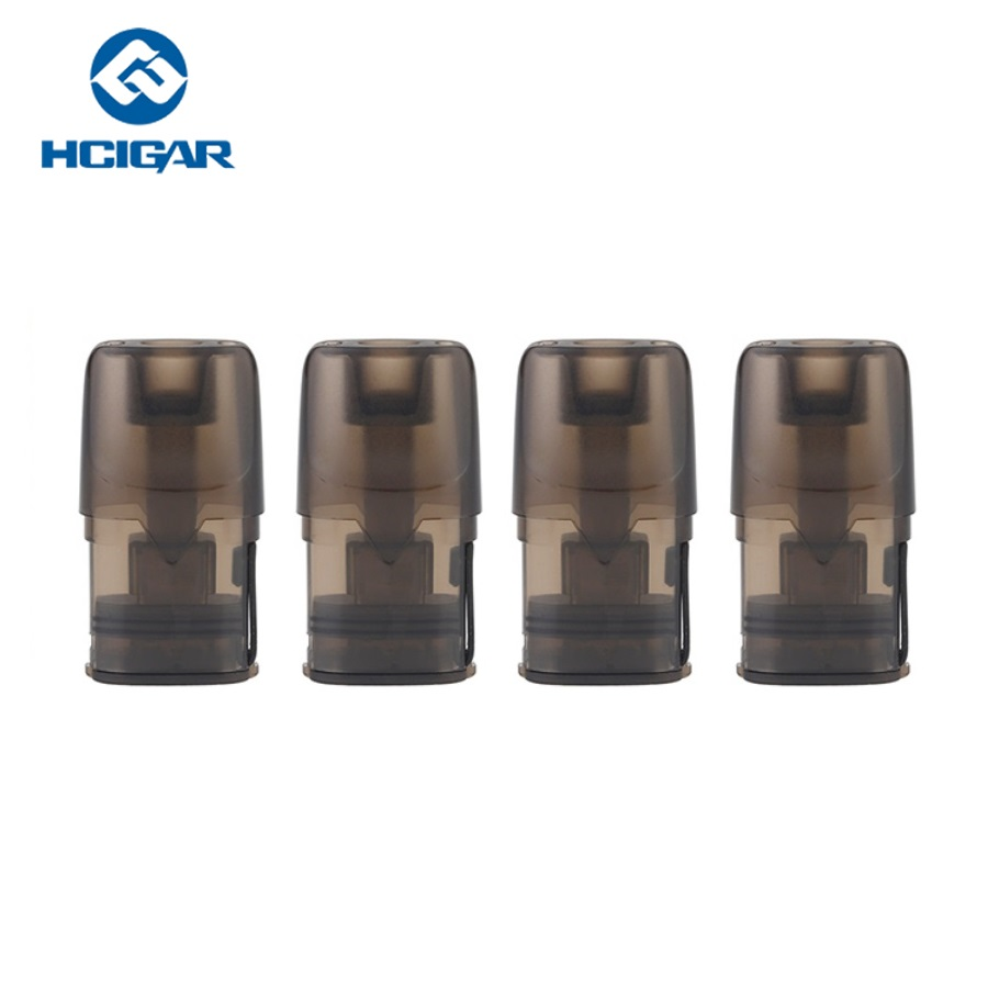 Original Hcigar Akso OS Pod Cartridge 1.4ml 4pcs/pack With 1.8ohm Coil Resistance For Hcigar Akso OS Pod Vape Kit Vs Akso