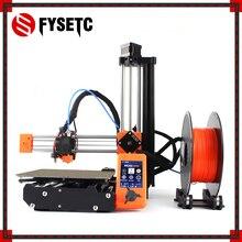 Оригинальный мини 3d принтер Prusa, полный комплект для самостоятельной сборки и обновление ПЭТГ пла мощностью МВт (не в сборе), детали для принтера в комплект не входят