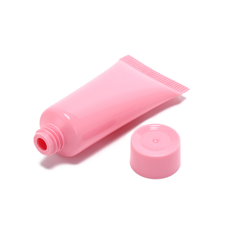 New 5pcs 5ml Cosmetic Soft Tube plastic Lotion Containers Empty Makeup squeeze tube Refilable Bottles Emulsion Cream Packaging