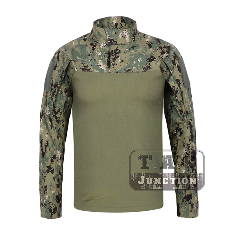 Emerson ARC Leaf Assault Shirt AR Body Armor Combat Battlefied Uniform Clothing For Tactical Hunting Shooting Outdoor Sports