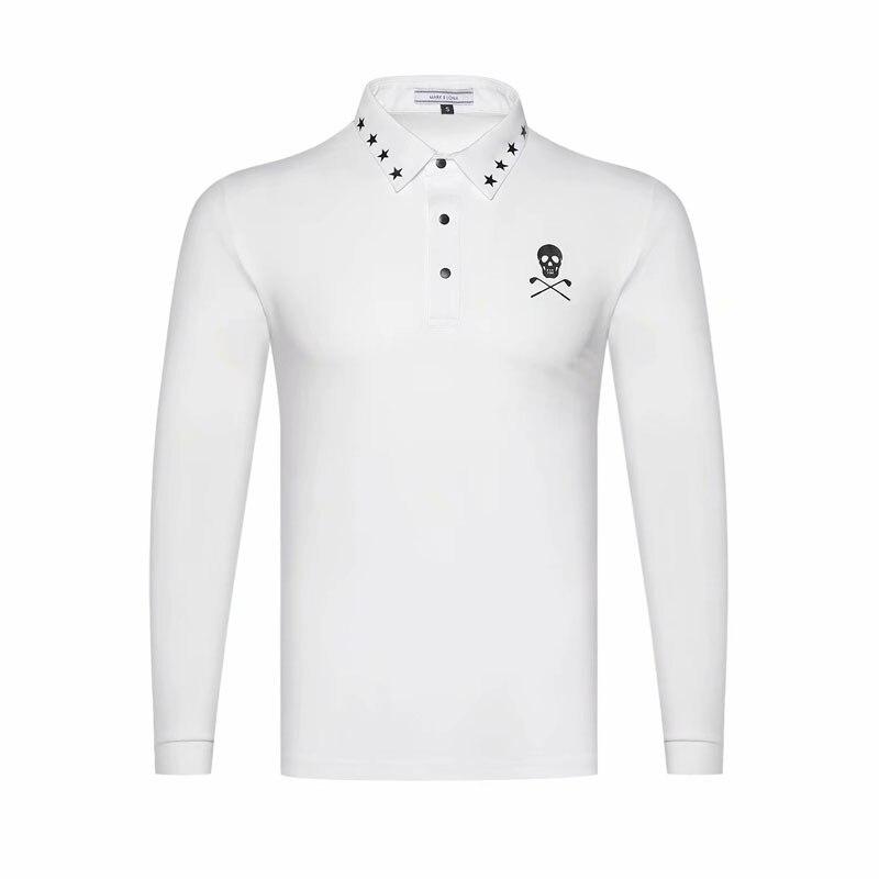 Nouvelle chemise de sport de Golf dernière marque automne hiver LONA T-Shirt de Golf court manches longues vêtements de Golf chemise Cooyute livraison gratuite