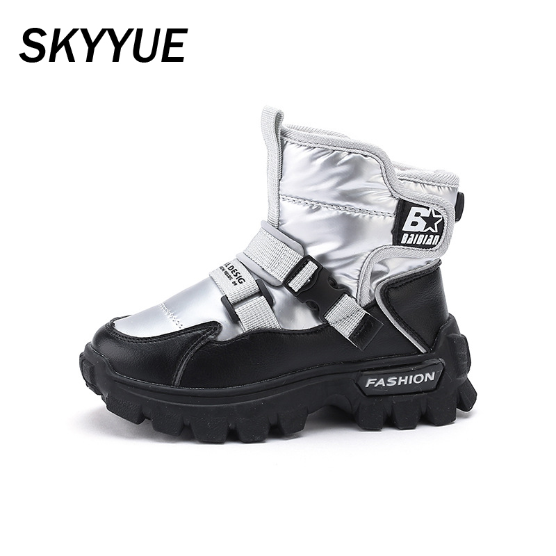 kids-snow-boots-baby-girls-warm-mid-calf-boots-children-black-brand-shoes-boys-slip-on-boots-fashion-casual-boots-winter-new