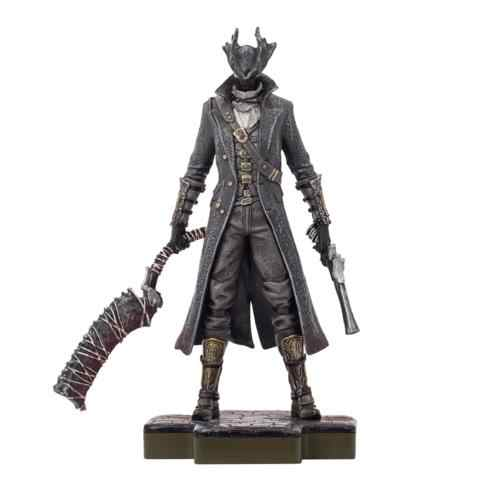 O Caçador Bloodborne PVC Estátua Figura Collectible Toy Modelo