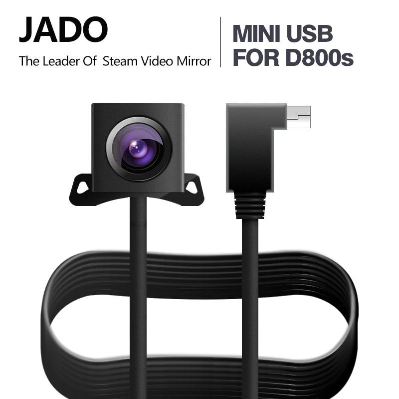 Otomobiller ve Motosikletler'ten Araç Kamerası'de JADO Dikiz Kamera BMC D800s Su Geçirmez Adanmış 10M 720P Streaming Arka Çoklu Kurulum Yöntemi Kamera title=