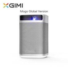 XGIMI Mogo DLP מיני מקרן 10400mAH סוללה נייד וידאו מקרן אנדרואיד 9.0 תמיכת HD 3D Wifi חכם טלפון בית קולנוע