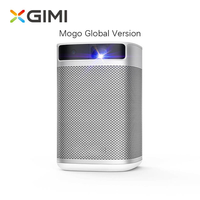 XGIMI Mogo DLP Mini Projector 10400mAH Battery Portable Video Projector Android 9.0 Support HD 3D Wifi Smart Phone Home Cinema