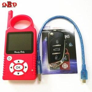 Image 3 - Jmd Handige Baby Auto Key Tool Voor 4D/46/48/G/Koning Chip Programmeur Cbay Multi Taal Chips Copier Met G/96 Bit 48 + Super Afstandsbediening