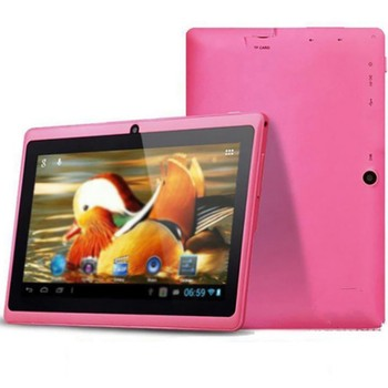 Business Smart Tablet Black Quad-core CPU 7 Inch 8GB Portable High Quality