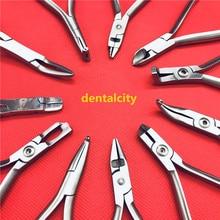 1pcs Dentale Ortodontico pinze Strumenti di Legatura Cutter Pinza Strumenti dentali Dentale Ortodontico