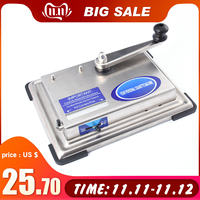 Stainless Steel Rolling Machine for Cigarette Electric Automatic Rolling Machine Tobacco Injector Maker Roller DIY Smoking Tool