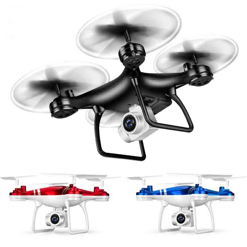 Newest RC Drone Quadcopter With 1080P Wifi FPV Camera RC Helicopter 20min Flying Time Professional Dron