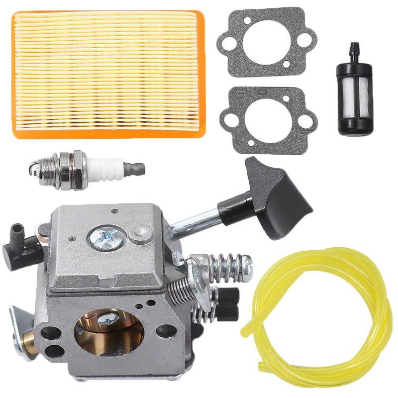 Carburetor Kits For Stihl BR320 BR340 BR380 BR400 BR420 Backpack Blower Carb Top