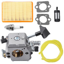 Carburateur Kits Voor Stihl BR320 BR340 BR380 BR400 BR420 Rugzak Blower Carb Top(China)