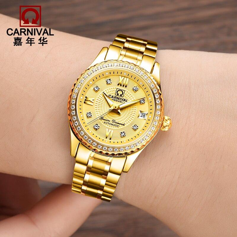Купить новинка швейцарские карнавальные роскошные брендовые часы женские