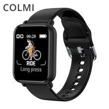 COLMI Smart Watch IP68 Waterproof Heart Rate Monitor Multiple Sports Men Women Fitness Tracker for Apple Android(China)