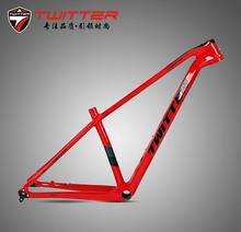 Mtb Carbon Frame Full 29 Thru axle 12*148mm boost WARRIORpro  cyclocross Carbon 29er Mountin Bike Bicycle Frames T900 цена 2017