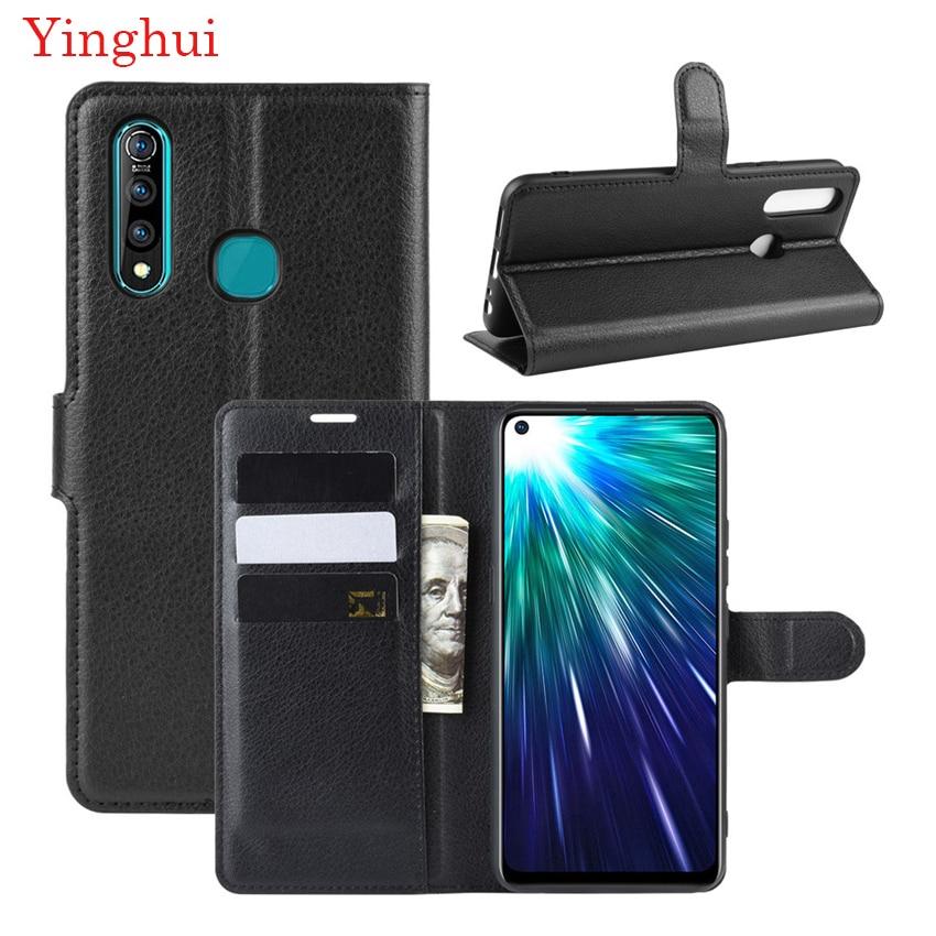 For Vivo Z5X Case Cover Flip Leather Phone Case For Vivo Z5X Vivo Z1 pro Stand Cover High Quality Filp Cases