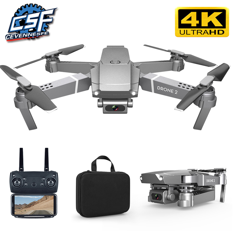 2020 NEW E68 Drone HD wide angle 4K WIFI 1080P FPV Drones video live Recording Quadcopter Height To maintain Drone Camera Toys|RC Helicopters| - AliExpress